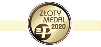 złoty medal 2020